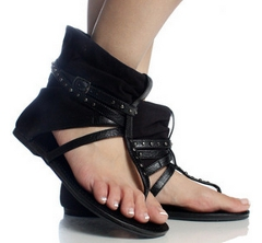 More Comfortable Sandal